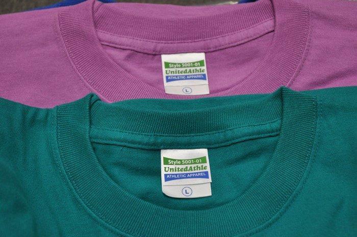 何故、綿100%カラーTシャツが衰退してしまったのか?
