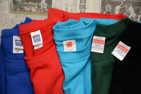 Tshirt.stでスウェットとロンTを買う