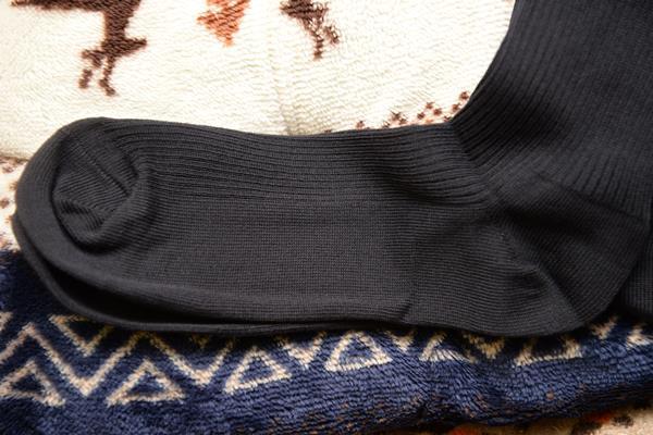 アツギの綿100%靴下を買う